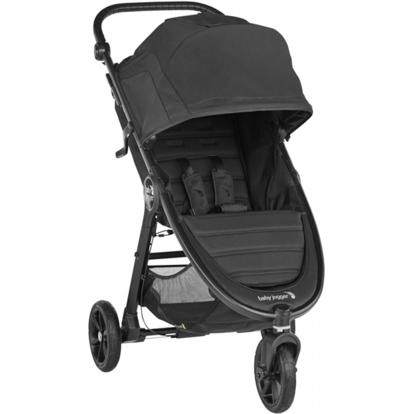 Baby Jogger City Mini GT 2 Sittvagn, Jet Black