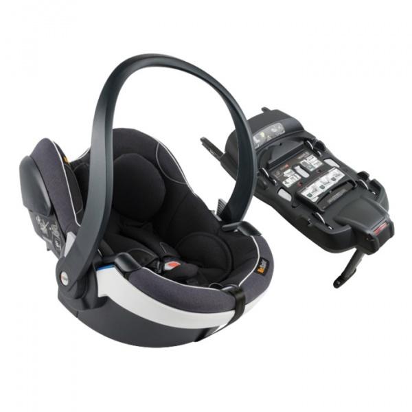 BeSafe iZi Go Modular X1 i-Size Babyskydd med Isofixbas