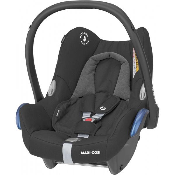 Maxi-Cosi CabrioFix Babyskydd, Essential Black