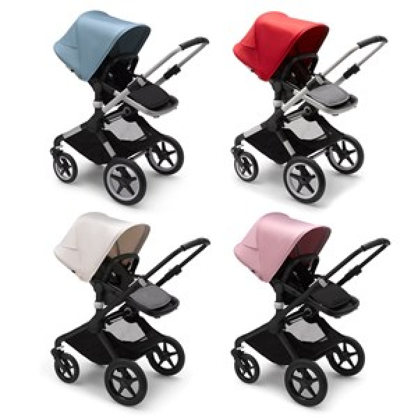 Bugaboo Fox2 Barnvagn Styled by you One Size